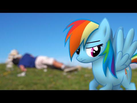 Rainbow Dash's Precious Book - Part 12 (MLP In Real Life)