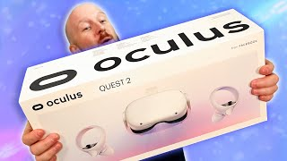 The oculus quest 2 vr headset has finally been announced! i've had early access to for a couple of weeks test it out and provide this first im...