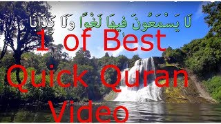 Gambar cover 37 surah in 37 minutes, AMAZING VIEWS, 1-1 WORDS tracing, FHD, in 50+ Langs., Part 30