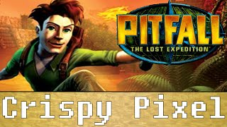 Pitfall: The Lost Expedition - Crispy Pixel