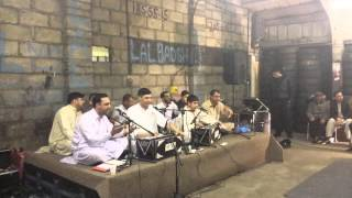 Asif Ali Khan Qawwal And Party In Cardiff-Dil Gaya