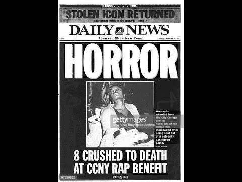 CITY COLLEGE 91' WASN'T DIDDY'S OR HEAVEY D'S FAULT