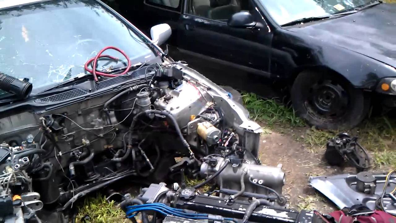 Engine for 95 civic - Ls Swap Into 95 Civic