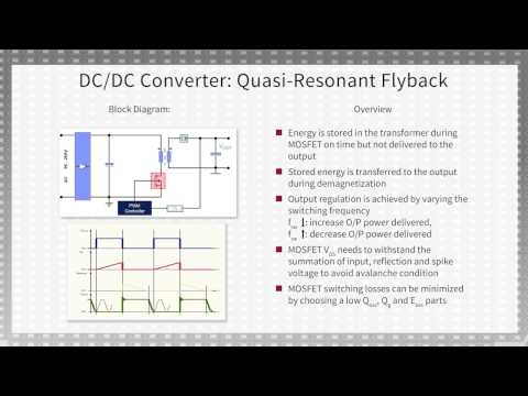 Basics of High Voltage DC/DC and Synchronous Rectification Stages Part 2 of 3