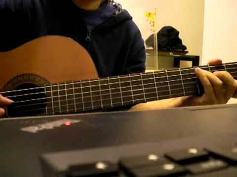 The Rose (Guitar Cover by Wing) (結他彈唱)