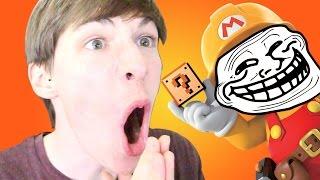 EL MEJOR NIVEL QUE ME HAN CREADO | Super Mario Maker JUGANDO VUESTROS NIVELES #3