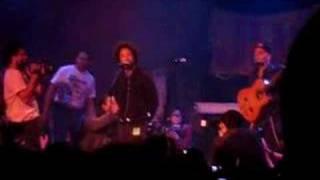 Zack De La Rocha & Tom Morello House of blues.