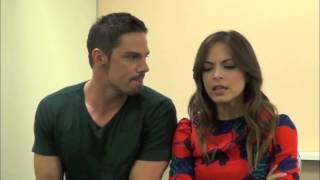 Beauty And The Beast Season 2 Interview