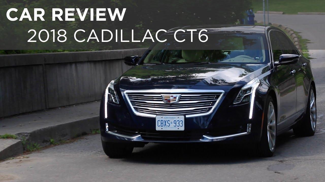 Car Review 2018 Cadillac Ct6 Driving Ca