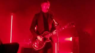 "Interpol-""The Scale"" Live@Union Transfer Philadelphia Pa 8/23/18"