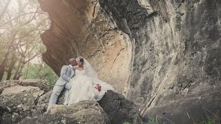 We travelled to the beautiful Clarens to film and photograph Thabo ...