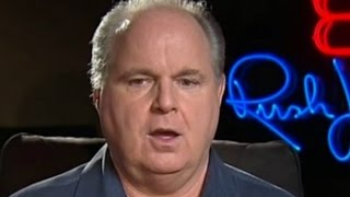 Rush Limbaugh: Hey Fellas! Sometimes