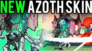 NEW Azoth SKIN 😄 Battle Pass Season 4 Reveal
