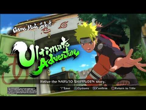 NARUTO SHIPPUDEN Ultimate Ninja STORM 3 Full Burst Part 1