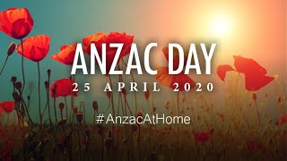 Join us virtually as we commemorate anzac day 2020 with a small ceremony at the ambassador's residence in washington, dc.