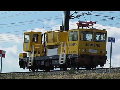 Siemens Repair Unit at Villena