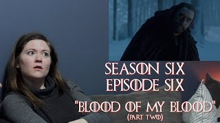 Hogwarts Reacts: Game of Thrones S06E06 - Blood of My Blood (PART TWO)