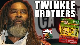 Twinkle Brothers - Since I Throw The Comb Away @ Reggae Geel 2015