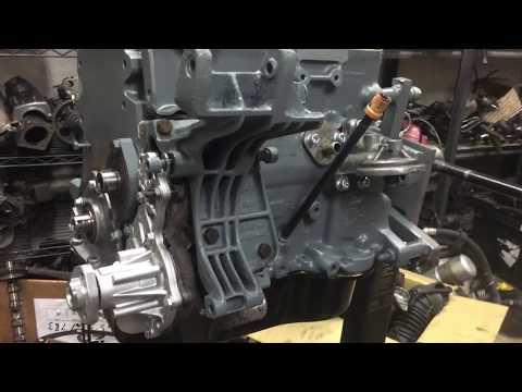 VW DIESEL ENGINE REHAB PART 1