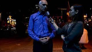 TÜMSİAD Kayseri Şube Başkanı 15 Temmuz Demokrasi Nöbetleri