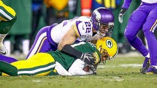 Between The Lines: Vikings 16, Packers 0