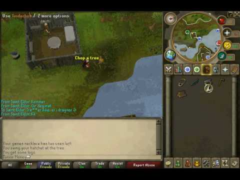 Runescape Ancient Cavern Guide Youtube