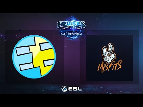 EE vs Misfits - Gamescom EU Fall Regional Group B - G2