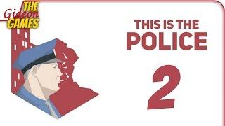 Прохождение This Is the Police #2 ➤ ВШИВЫЙ ГОРОДИШКО