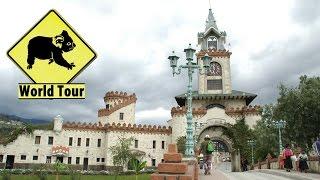 Voyage en Équateur Vilcabamba Loja et Cuenca Maryse & Dany © Youtube