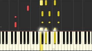 Take Five - Tutorial Piano