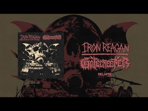 IRON REAGAN & GATECREEPER Split LP [FULL ALBUM STREAM]