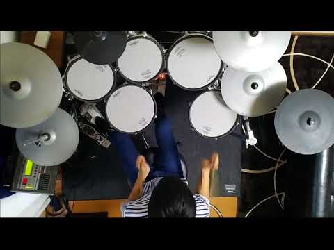 X JAPAN ART OF LIFE LIVE Drum cover 叩いてみた