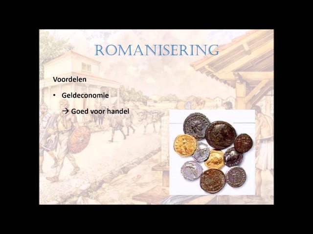 Film: Romeinen, Germanen en Kelten