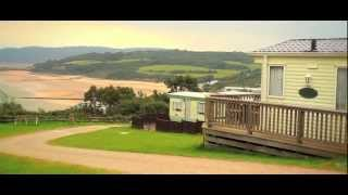 Golden Sunset, Isle of Anglesey Caravan Park | Benllech