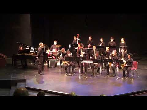 Brookfield Central Jazz I: Afro Blue