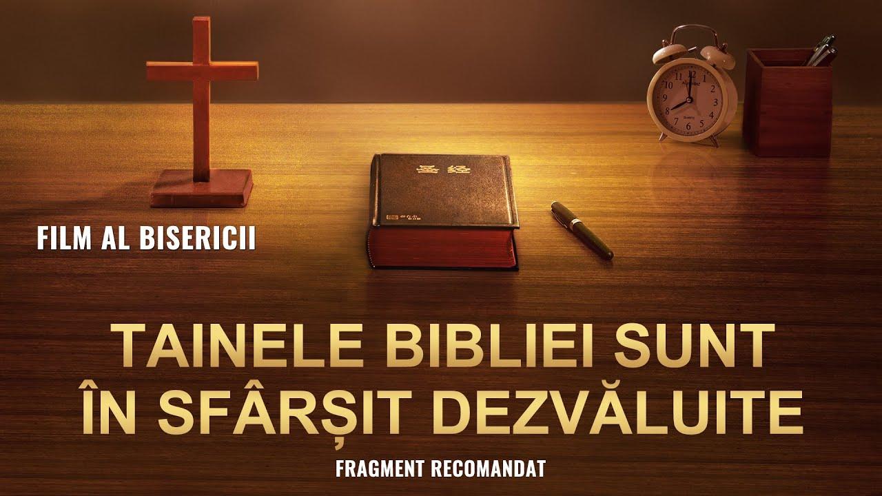 """Film creștin subtitrat """"Dezvăluie Taina Bibliei"""" Care este adevărul despre Biblie?"""