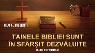 """""""Dezvăluie Taina Bibliei"""" Segment 2 - Dezvăluire: Relația dintre Dumnezeu și Biblie"""