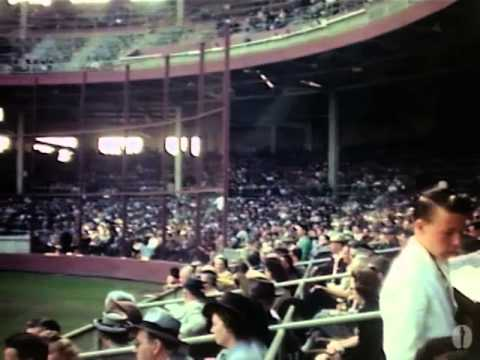 Rare Satchel Paige Color Footage: From the Academy Film Archive