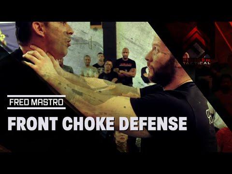 Fred Mastro | Mastro Defence System | Choke Defense