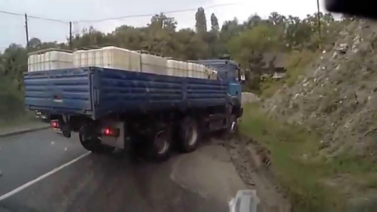 Дебилы за рулем  Дебилы на дороге  Дебильные аварии!
