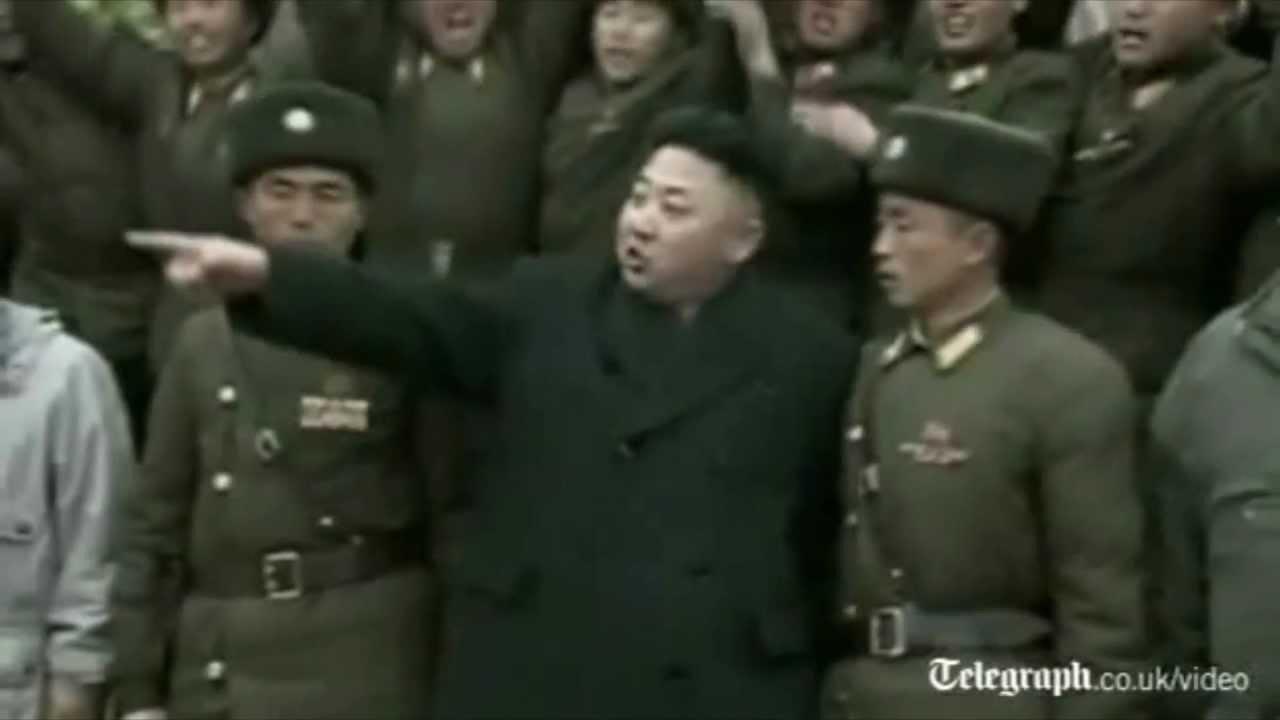 Kim Jong Un - Gangnam Style - YouTube