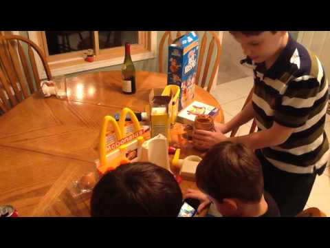 Teach us how to use the mcdonalds hamburger maker, Mike Moz