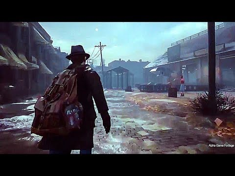 THE SINKING CITY – Gameplay Demo (New Open World Cthulhu Game 2019)