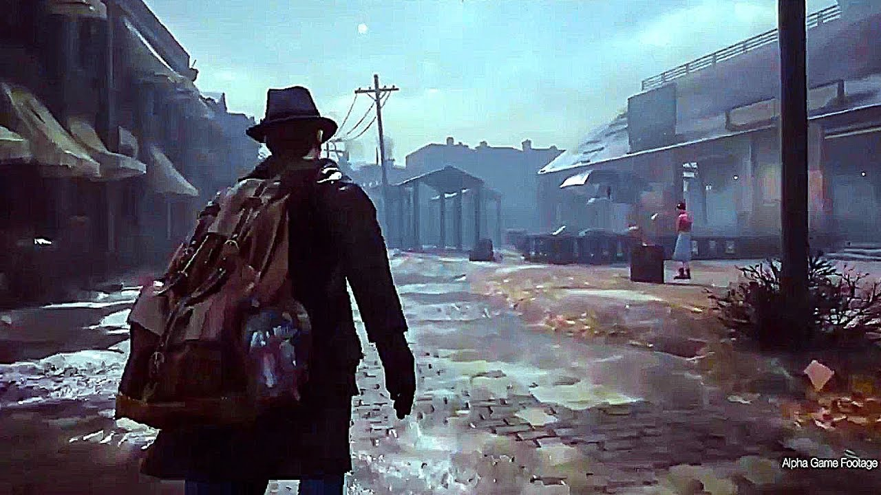 THE SINKING CITY - Gameplay Demo (New Open World Cthulhu Game 2019 ...