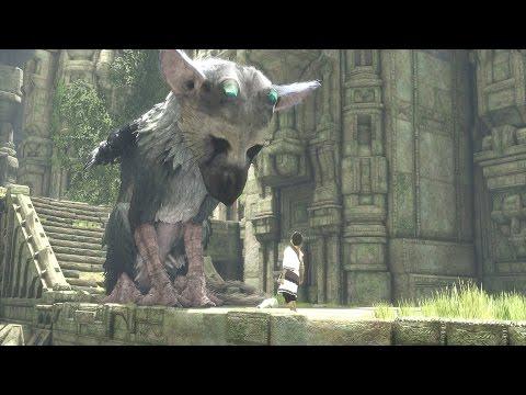 THE LAST GUARDIAN [Walkthrough Gameplay ITA HD - PARTE 1] - TRICO UN NUOVO AMICO