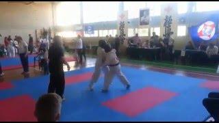4-й бой, Айсин Павел, бой за 1-е место!(14 мая 2016 года в СК Битца прошло 3-е открытое первенство СК