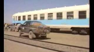 Le train du desert octobre 2004