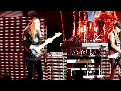 Scorpions with Uli Jon Roth- Live 2012