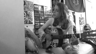 """Misery"" -- Cover By Caroline Burns"