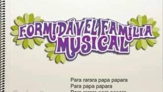 FFM - Formidável Família Musical - Primavera (Mp3 + Letra)